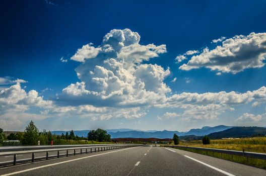 The road to Cannes by RadekGalczynski