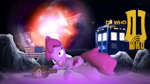 DJ Who Legacy Berry Punch by TheProdigy100