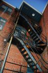 Stairway in the Alley by Bloodbliss171