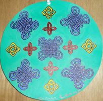Celtic Circle by pmp071687