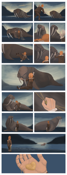 The Walrus by PoisonSoldat