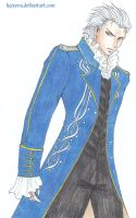 Vergil by Luxeona