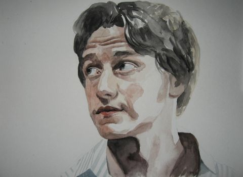 James McAvoy by Albagf