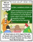 Global Warming Dogma by Conservatoons