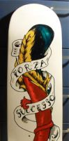 Skate deck II by Kobraxxx