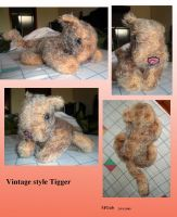 Vintage style Tigger A by Sapphire-Light
