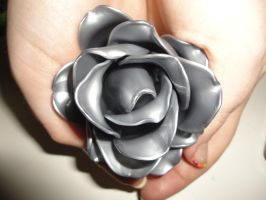 Silver Rose by valaina-williams
