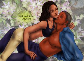 Hannibal - Bella and Jack by FuriarossaAndMimma