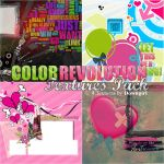 Colors Revolution Texture Pack by downgirl
