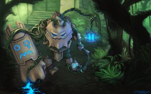 Earthrune Maokai by Chronomorph