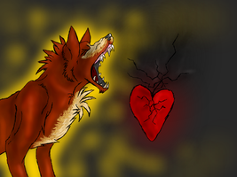 Scream your heart out:Handex by Mistmi