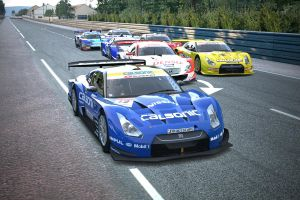 super GT at 24h Le Mans 6 by NightmareRacer85
