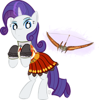 Monster Hunter Rarity by lKittyTaill
