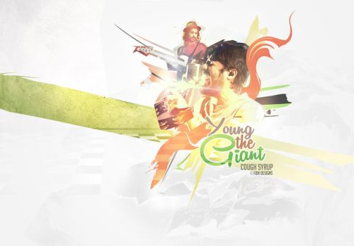 Young The Giant Desktop by FBM721