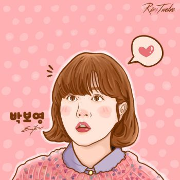 Park Bo Young by RixTwelve