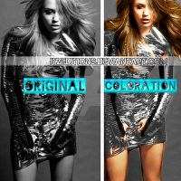 Coloration Miley cyrus by Itzeditions