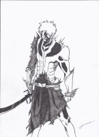 hollow ichigo fullbring by varnage