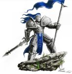 Great Knight by LordHannu