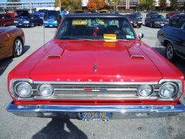 1967 Plymouth Belvedere GTX by Brooklyn47