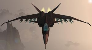 Sukhoi S-60 Flight by shelbs2