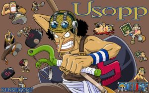 One Piece Usopp 0034 by kenseigoku