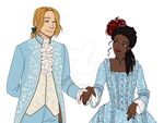 Commission: APH - France and Seychelles by zulenha
