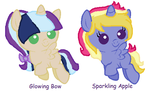 Sparkling Wand X Cider Ribbon Foals by R-C-R