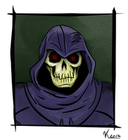 Skeletor - Lord of Destruction by Verhelm
