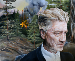 David Lynch: Fire Walk With Me by Hortensie-Stone