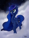 Princess of the Night by Pajaga
