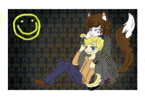 JohnLock by sevsnapelove09