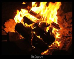 The Campfire by danielcraggs