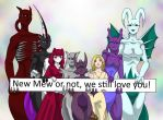 From Mewthrees to Mewtwo by Vaporeon249