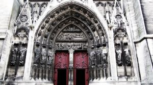 Meaux Cathedral 6 by black-pyramids