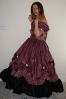 Southern Belle Stock 3 by hyannah77-stock