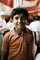 Day 237: A Young Salesman by umerr2000