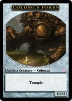 Colossus token by N1C0LB0L4S