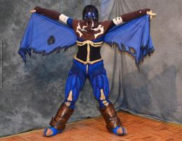 Raziel - Legacy of Kain: Soul Reaver by Tailanna