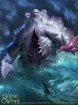 The Demon of Water - Legend of the Cryptids by JasperSandner