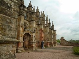 Rosslyn chapel 4 by hiram67