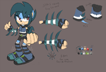 Quill - Sonic Boom Ref by Starimo