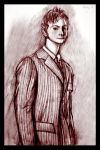 The Doctor with no name by Belegilgalad