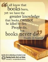 Banned Books Week student ad by MPOKimageworks
