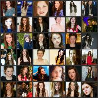 Georgie Henley montage by angelprincess101