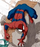 Ultimate Spidey by Furiousangels