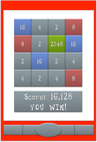Perfect Day for Fun: 2048 by j4lambert