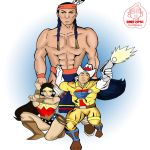 Native Justice by my-little-native