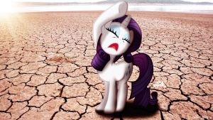 Rarity in the desert [PIRL] by colorfulBrony