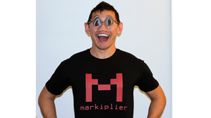 Markiplier is happy! Shalala! by StoneHot316
