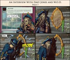 Interview with Jones and WOD 7 by Swashbookler